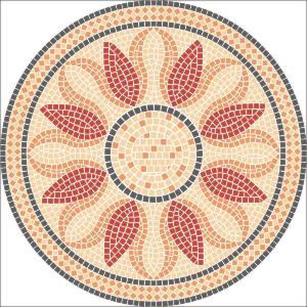 Bistro Mosaik Tisch 60cm 4 Motive Mosaicos Mosaiquismo 3