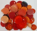 Rund-Mix - Orange - 100g